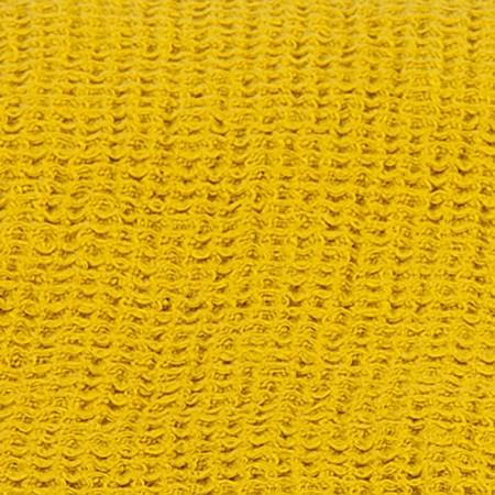 Dark Yellow waffle