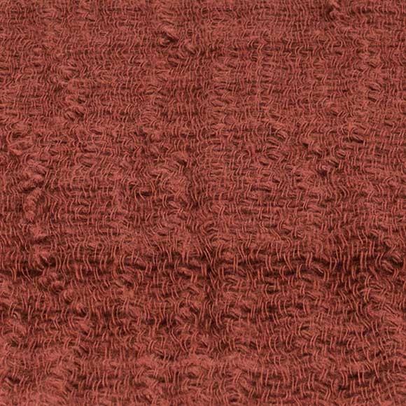 Rouille effet tricot
