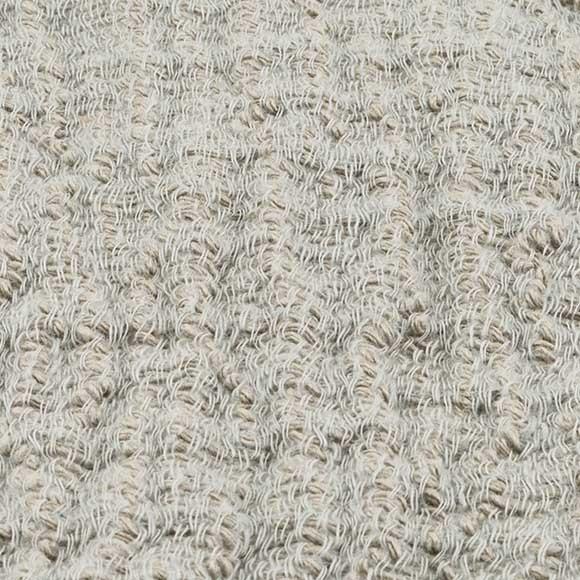Lichen effet tricot
